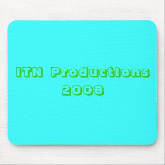 ITN Productions2008 Alfombrillas De Ratón