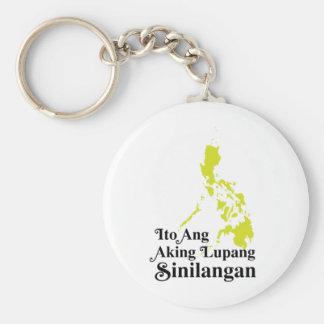 Ito Ang Aking Lupang Sinilangan - Philippines Key Chain