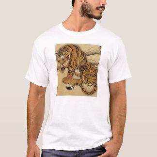 Ito Jakuchu Tiger T-shirt
