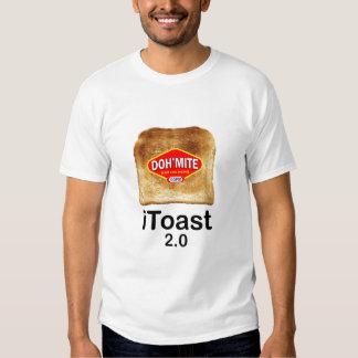 iToast 2,0 - No muy iSnack Camisas