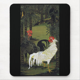 Itoh it is young the 冲 _palm male chicken figure mouse pad