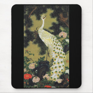 Itoh Jakuchu, Itoh it is young 冲, the old pine Mouse Pad