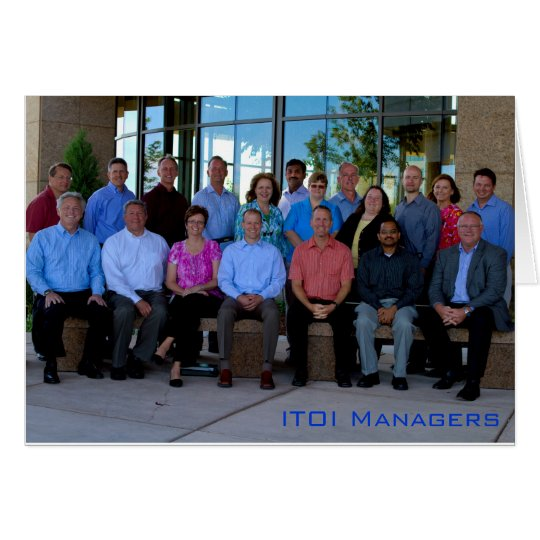 ITOI Manager Card