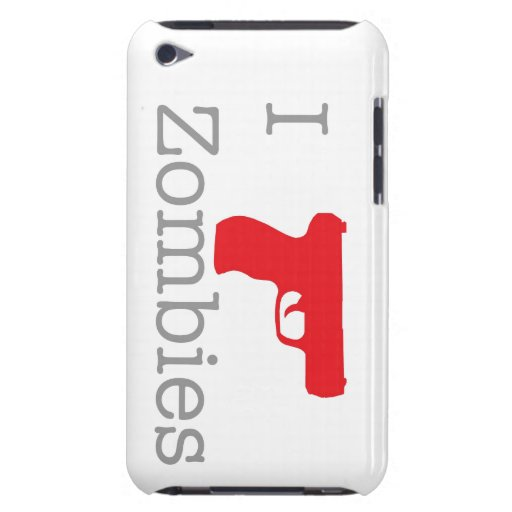 Itouch Zombie 2 Barely There iPod Case