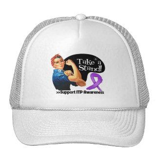 ITP AwarenessTake a Stand Trucker Hat