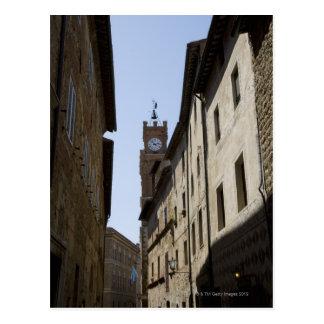 Itraly Tuscany Pienza Post Card
