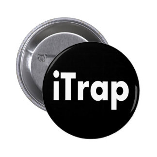 iTrap Pinback Buttons