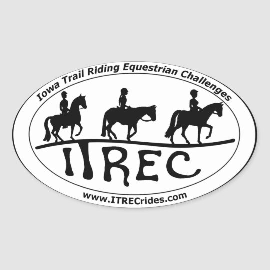 ITREC Stickers