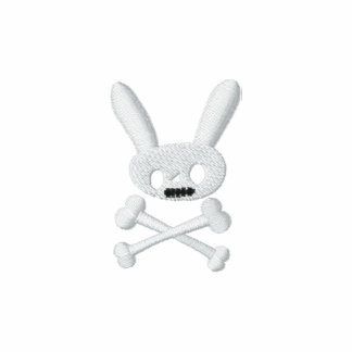 ITRH Survival Bunny Embroidered Hoodie
