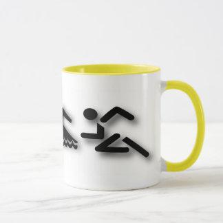 iTri coffee mug