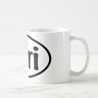 iTri Oval Mugs