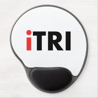 iTri Triathlon Gel Mouse Pad