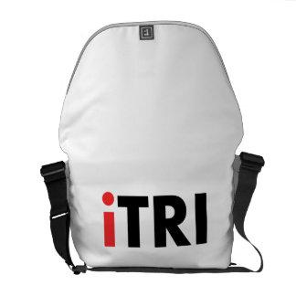 iTri Triathlon Messenger Bags