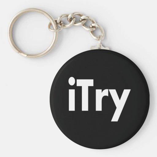 iTry Llaveros Personalizados
