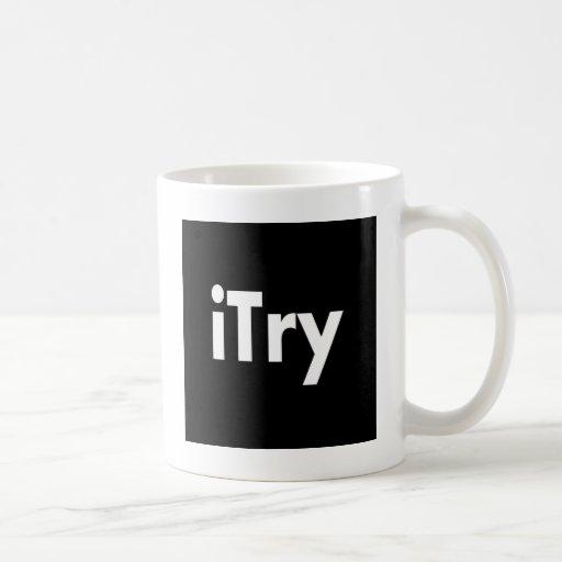 iTry Taza De Café