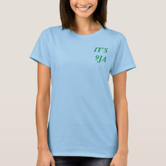 IT'S9JA T-Shirt