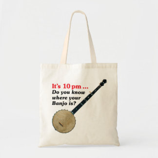 It's 10 pm ... Tote Bag