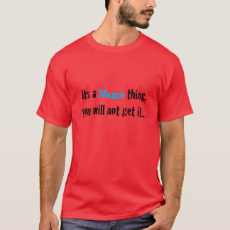"""Its a """"Add your Own Name"""" thing, you will not get T-Shirt"""
