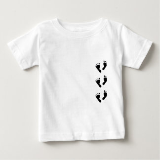 It's a Baby - Baby Feet Baby T-Shirt