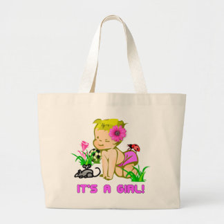 Its A Baby Girl Bag