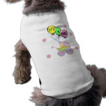 Its A Baby Girl Doggie Shirt