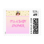 IT'S A BABY SHOWER STAMPS