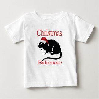 Its a Baltimore Christmas Tee Shirt