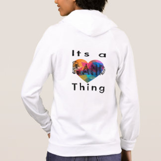 Its a band thing hoodie