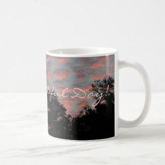 It's A Beautiful Day! Classic White Coffee Mug