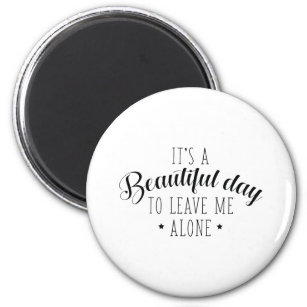 Introvert Magnets   Zazzle