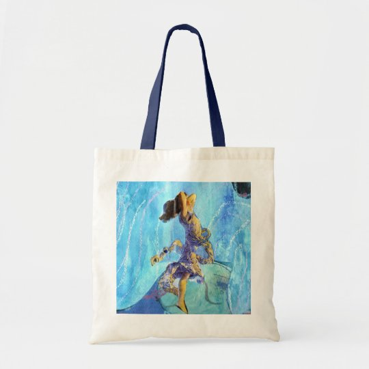 Its A Beautiful Day Tote Bag
