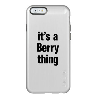 its a berry thing incipio feather® shine iPhone 6 case