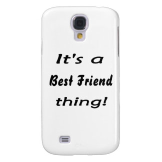 It's a best friend thing! samsung galaxy s4 cover