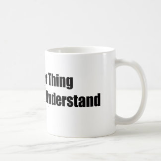 Its A Biker Thing You Wouldnt Understand Coffee Mug