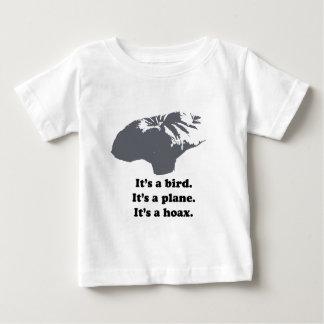 It's a bird. It's a plane. It's a Hoax Infant T-shirt