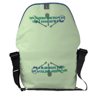 It's a Bluegrass Thing. You Wouldn't Understand. Commuter Bag