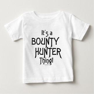 It's a Bounty Hunter Thing! Baby T-Shirt