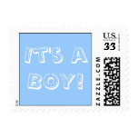 It's a Boy 29 cent Postage Stamp