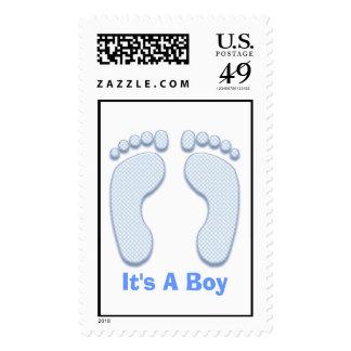 It's A Boy 2 Postage