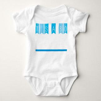 Its a boy announcement baby bodysuit