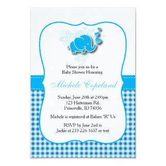 It's A Boy   Baby Elephant Card