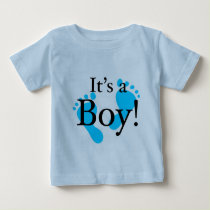 Its a Boy - Baby, Newborn, Celebration Baby T-Shirt