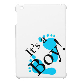 Its a Boy - Baby Newborn Celebration Cover For The iPad Mini