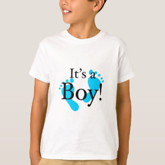 Its a Boy - Baby, Newborn, Celebration T-Shirt