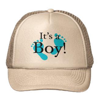 Its a Boy - Baby, Newborn, Celebration Trucker Hat