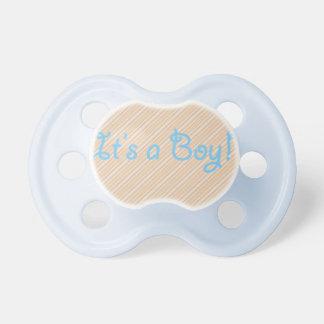 It's a Boy Baby Pacifier