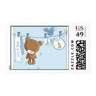 It's a Boy Baby Postage