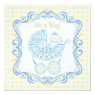 It's a Boy! Baby Shower Invitation