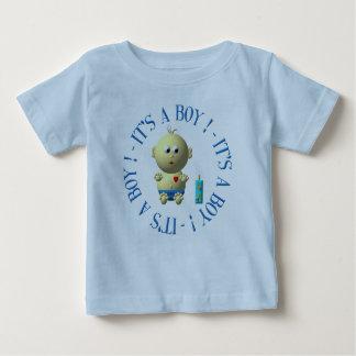 It's a boy! baby T-Shirt