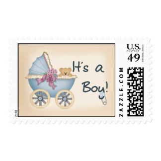 Its a Boy Bear Postage
